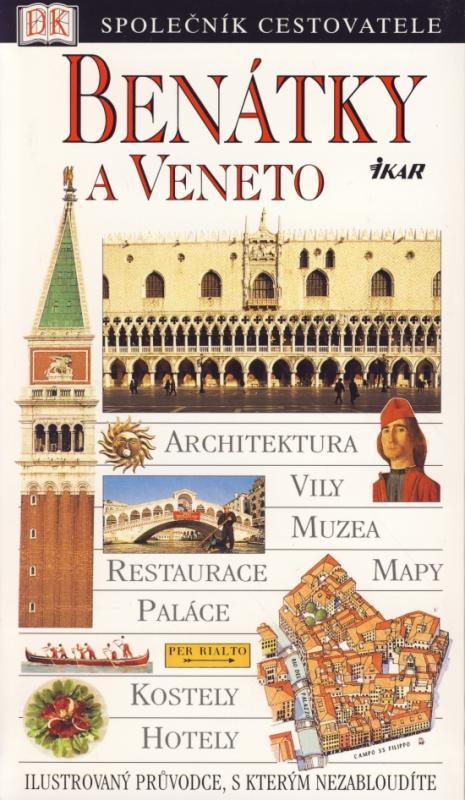 Kniha: Benátky a Veneto-společník cestovatelekolektív autorov