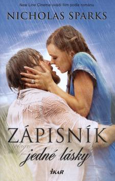 Kniha: Zápisník jedné lásky - Sparks Nicholas