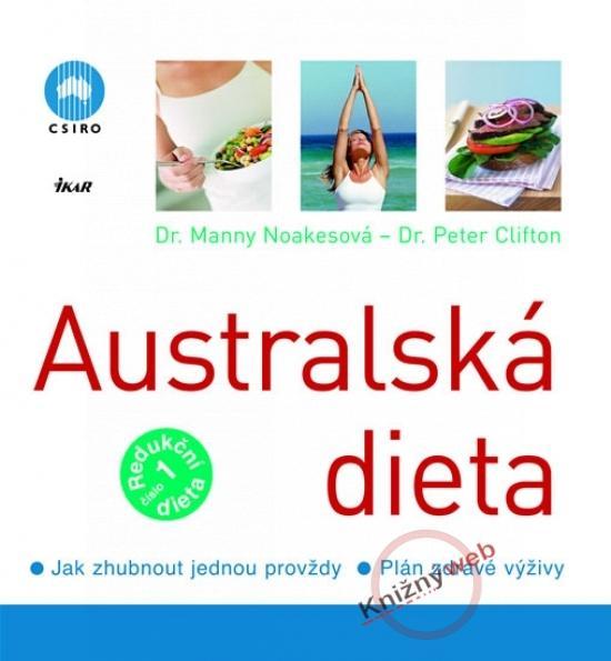 Kniha: Australská dietakolektív autorov