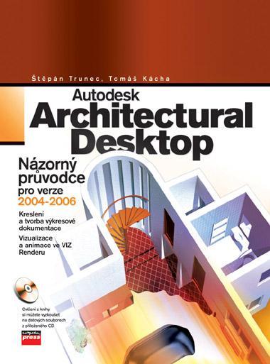 Autodesk Architectural Desktop + CD