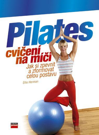 Pilates cvičení na míči