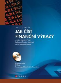 Jak číst finanční výkazy