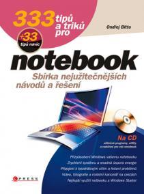 333 tipů a triků pro notebook