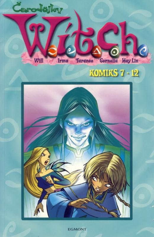 W.i.t.c.h. - komiks 7-12