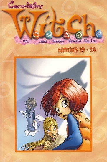 W.i.t.c.h. - Komiks 19-24