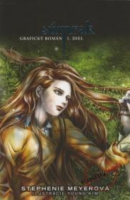 Súmrak - grafický román - 1. diel TWILIGHT
