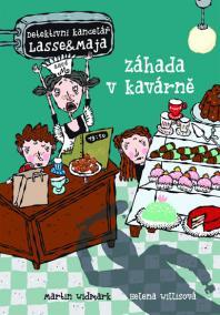 Detektivní kancelář Lasse - Maja 4 - Záhada v kavárně