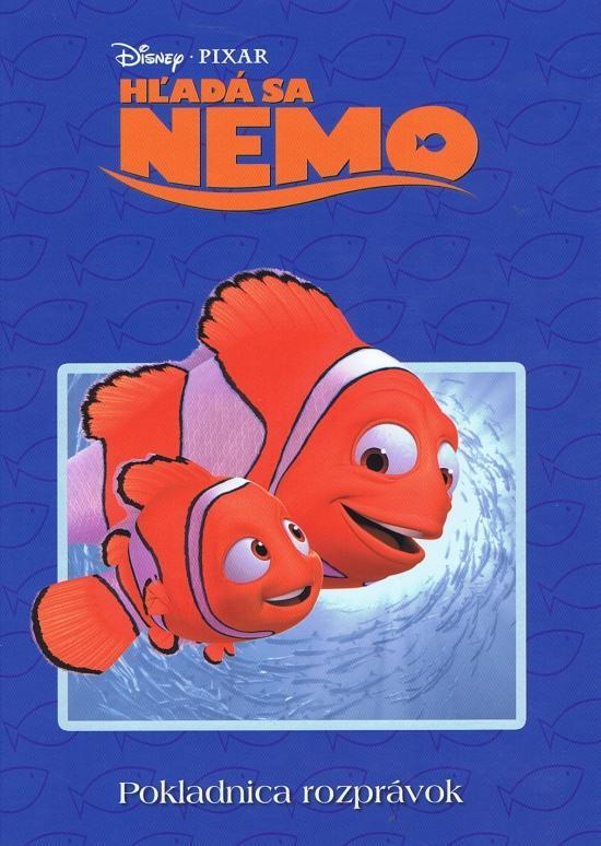 Kniha: Hľadá sa Nemo - Pokladnica rozprávokautor neuvedený