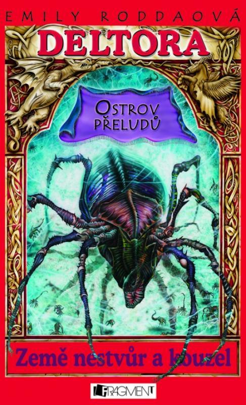 Kniha: Deltora II. - Ostrov přeludů - Roddaová Emily