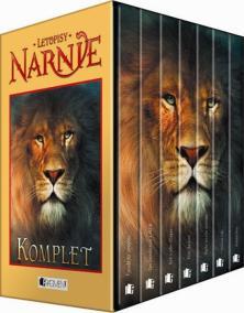 Letopisy Narnie 1-7.díl Komplet krabice - 3. vydání