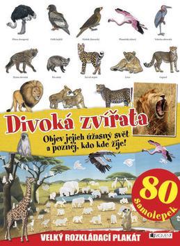 Kniha: Divoká zvířataautor neuvedený