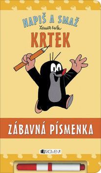 Kniha: Krtek Zábavná písmenka - Zdeněk Miler