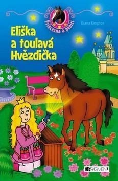 Kniha: Eliška a toulavá Hvězdička - Diana Kimptonová