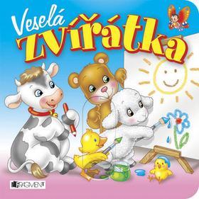 Kniha: Veselá zvířátka - Lorella Flamini