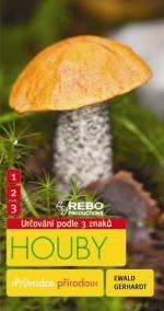 Houby - Průvodce přírodou - 12.vydání