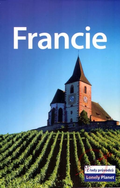 Kniha: Francie - Lonely Planet - 2.vydáníkolektív autorov
