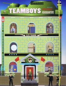Teamboys-Military Headquarters