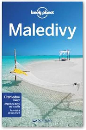 Kniha: Maledivy - Lonely Planetautor neuvedený