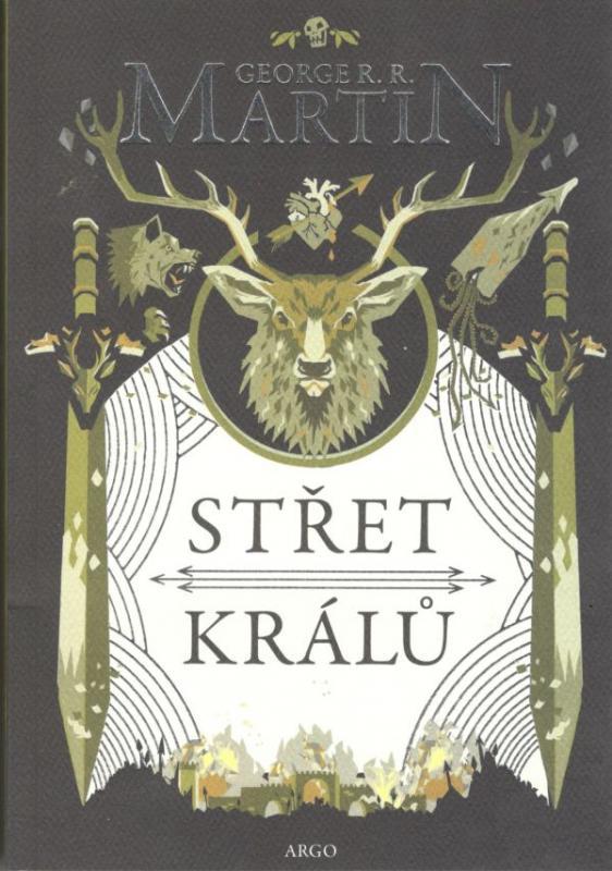 Kniha: Střet králů (brožovaná) - George R.R. Martin