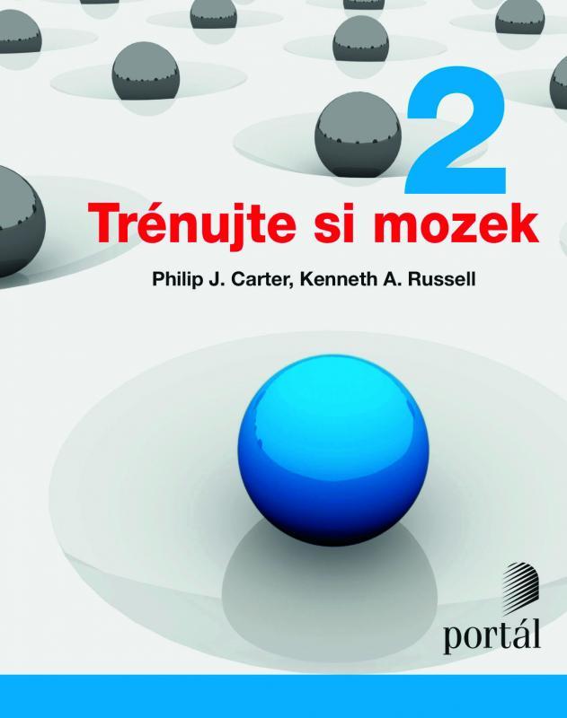 Kniha: Trénujte si mozek 2 - Carter Philip J.
