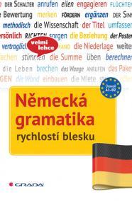 Německá gramatika rychlostí blesku