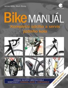 Bike manuál - Kompletní údržba a servis jízdního kola