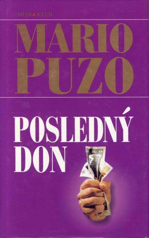 Kniha: Posledný don - Puzo Mario