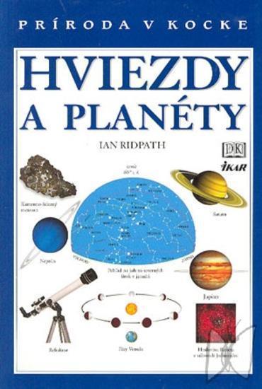 Hviezdy a planéty - Príroda v kocke