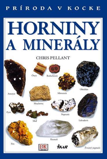 Horniny a minerály - Príroda v kocke