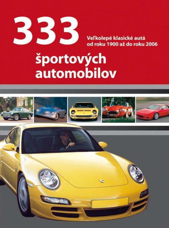 333 športových áut