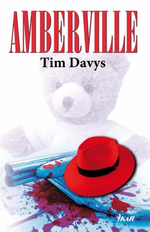Kniha: Amberville - Davys Tim