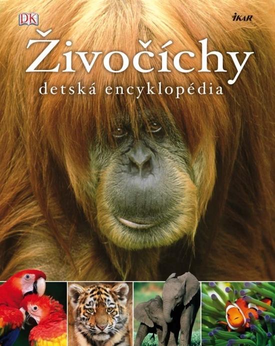 Živočíchy - detská encyklopédia