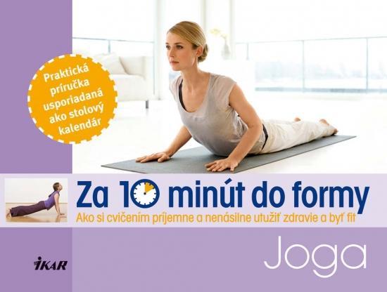 Za 10 minút do formy – Joga