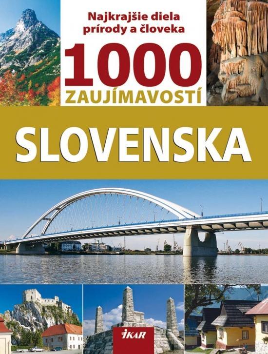 1000 zaujímavostí Slovenska, 3. vydanie