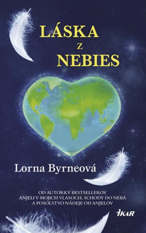 Kniha: Láska z nebies - Byrneová Lorna