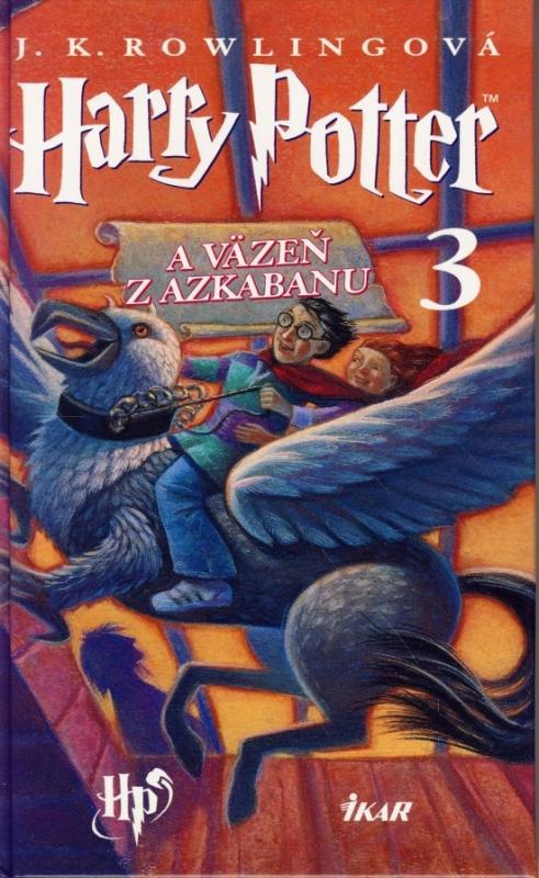 Kniha: Harry Potter 3 a väzeň z Azkabanu V9 - Rowlingová Joanne K.