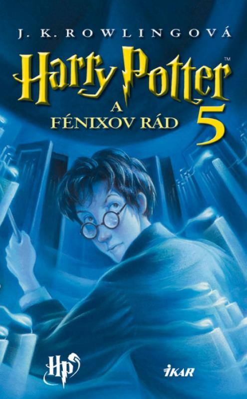 Kniha: Harry Potter  5 a Fénixov rád V9 - Rowlingová Joanne K.