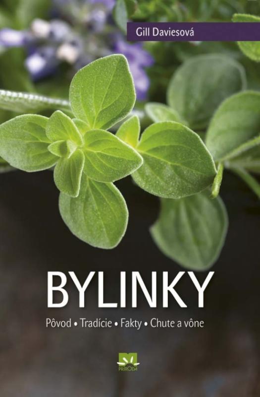 Kniha: Bylinky - Davies Gill