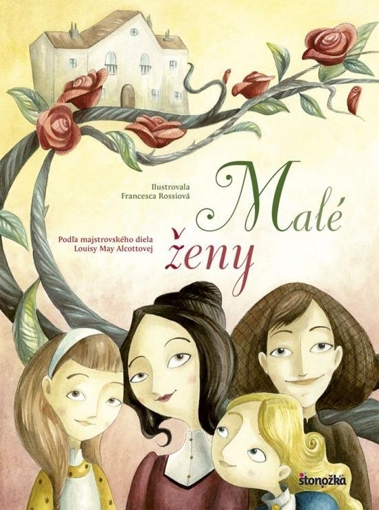 Kniha: Malé ženy - Alcottová Louisa May