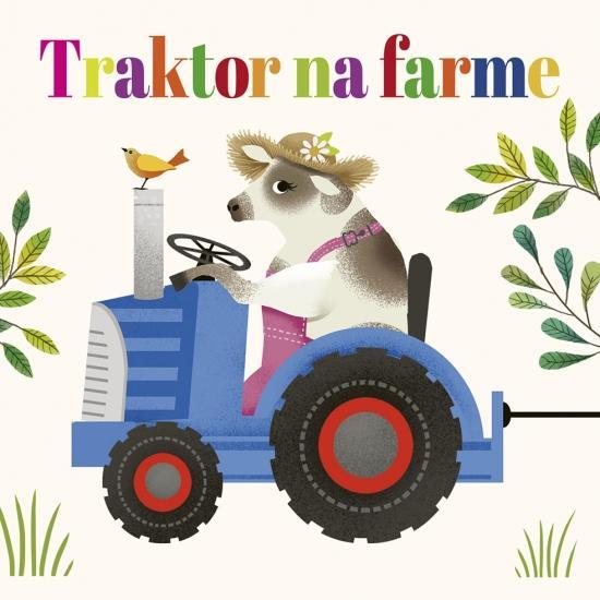 Kniha: Traktor na farmeautor neuvedený