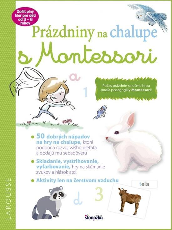 Kniha: Prázdniny na chalupe s Montessori - Daubaová Laurie