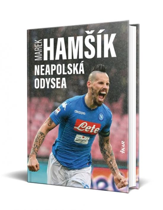 Kniha: Marek Hamšík – Neapolská odysea