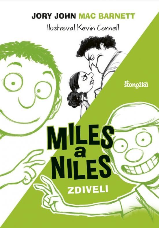 Kniha: Miles a Niles zdiveli (3) - Barnett, Jory John Mac
