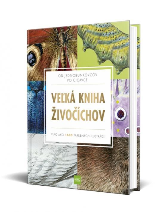 Kniha: Veľká kniha živočíchovkolektív autorov