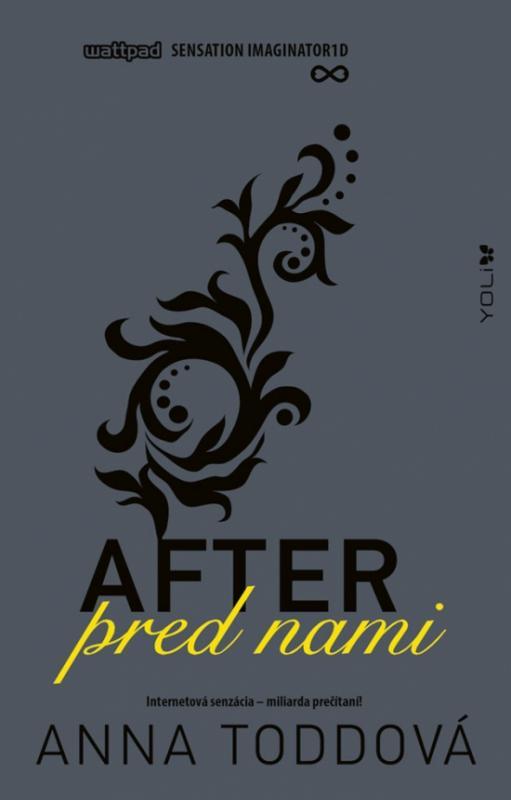 Kniha: After 5 - Pred nami - Toddová Anna