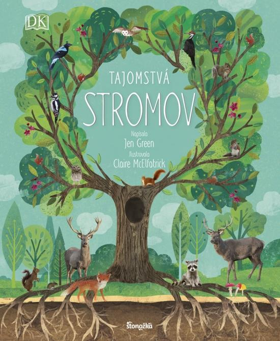 Kniha: Tajomstvá stromov - Green Jen
