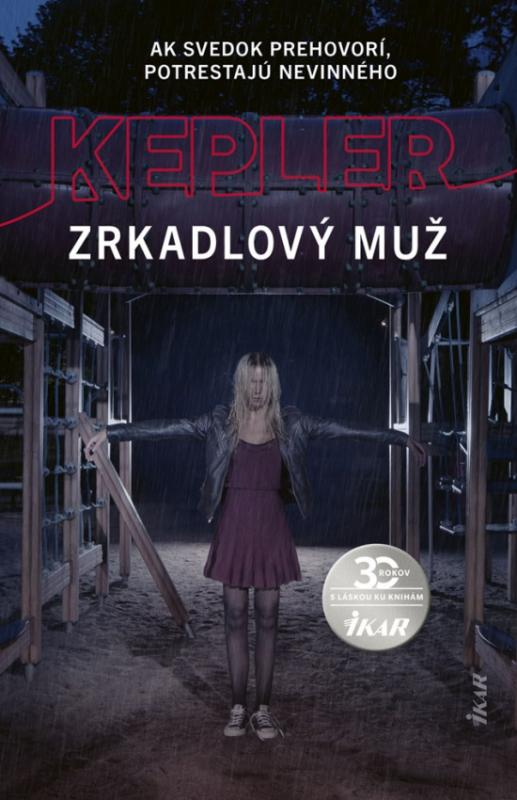 Kniha: Zrkadlový muž