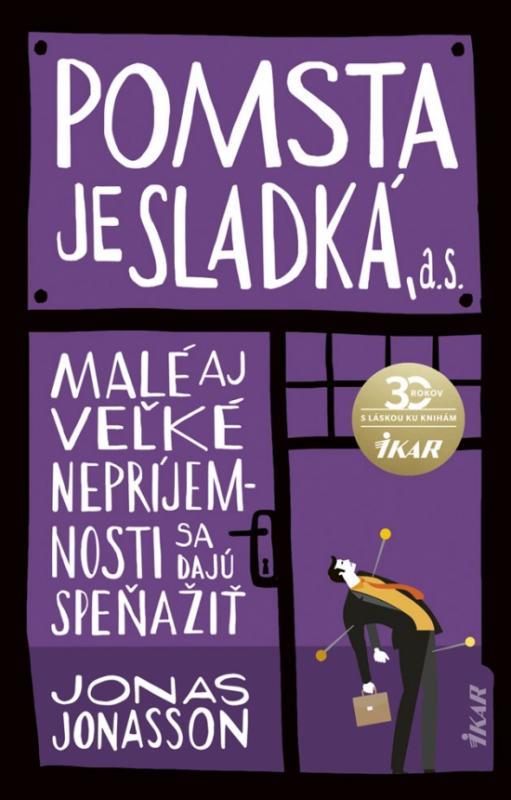 Kniha: Pomsta je sladká, a. s.