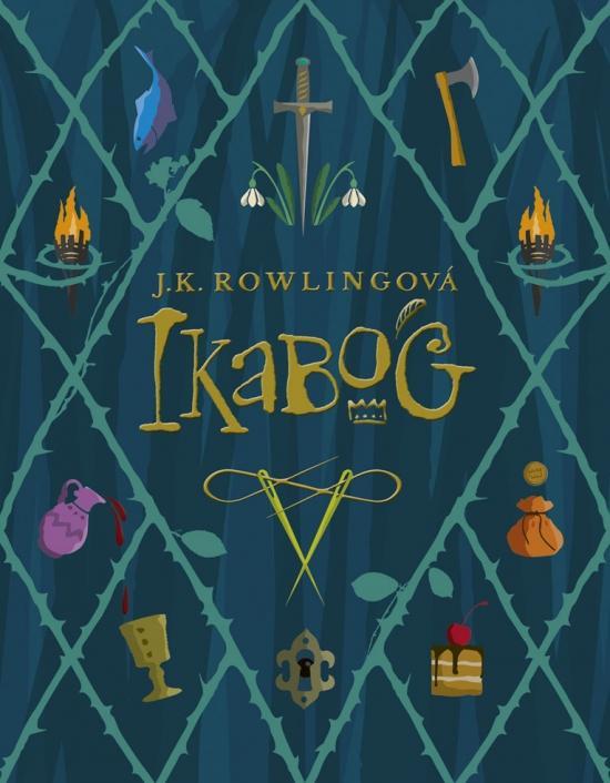 Kniha: Ikabog