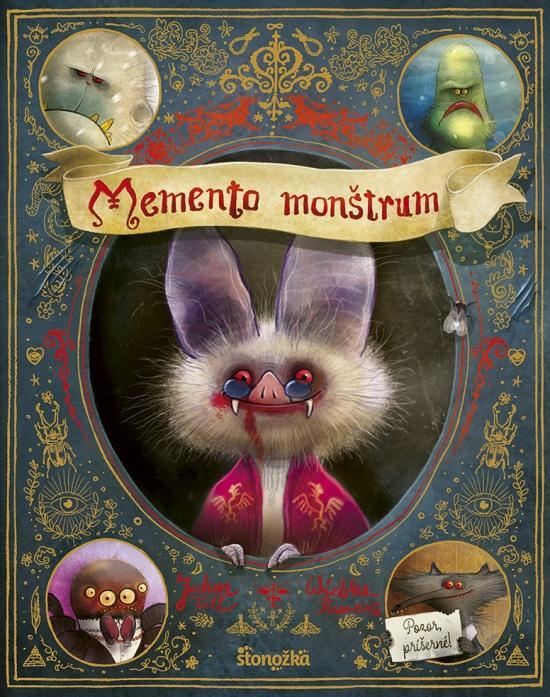 Kniha: Memento monštrum